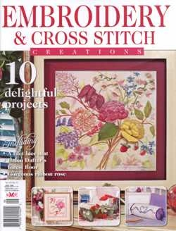 Embroidery & Cross Stitch Vol.19 №11 2012