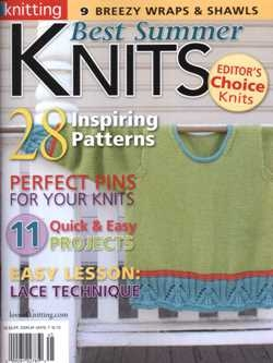 Best Summer Knits 2013