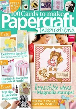 PaperCraft Inspirations №112 May 2013