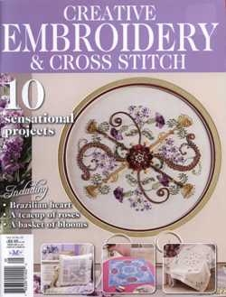 Creative Embroidery & Cross Stitch №10 2012