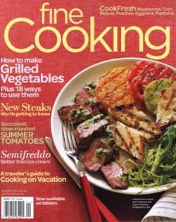 Fine Cooking №124 2013