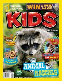 National Geographic KIDS - April 04 2011 / South Africa