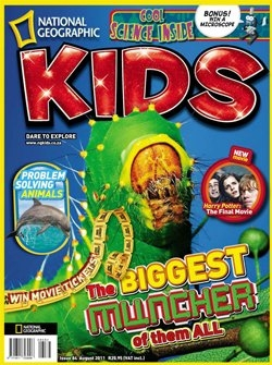 National Geographic Kids /South Africa 08 2011