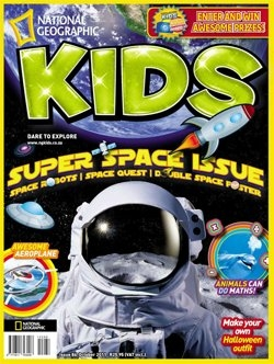 National Geographic Kids /South Africa - 10 2011