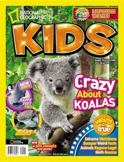 National Geographic Kids /South Africa - 11 2011
