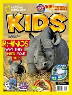 National Geographic KIDS - January 01 2012 / South Africa