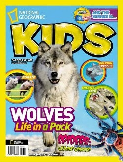 National Geographic KIDS - March 03 2012 / South Africa