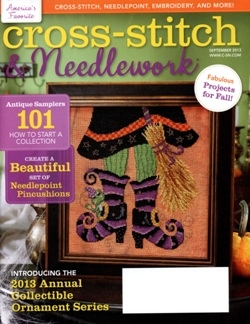 Cross-Stitch & Needlework - September 2013