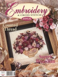 Embroidery & Cross Stitch - Annual 2000