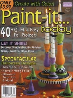 Paint-it... Today - August/September 2013