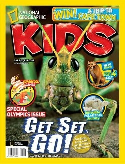 National Geographic KIDS - July 07 2012 ( South Africa)