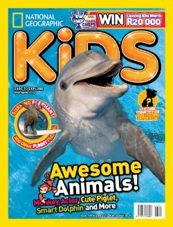 National Geographic KIDS - August 08 2013 / South Africa