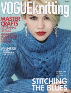 Vogue Kniting - Fall 2013