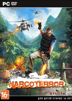 Narco Terror (2013/RUS/ENG/MULTI8-RELOADED)