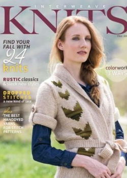 Interweave Knits - Fall 2013