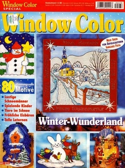 Window Color WC 278 - Winter-Wunderland