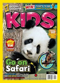 National Geographic KIDS - November 11 2012