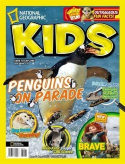 National Geographic KIDS - August 08 2012 / South Africa