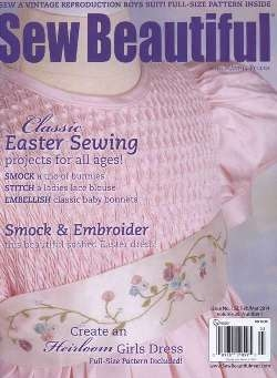 Sew Beautiful - February/March 2014