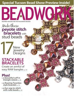 Beadwork Dec-Jan 2014