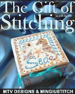 The Gift of Stitching 030 - July 2008