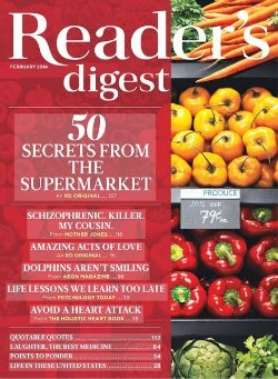 Reader's Digest 02 2014 (United States)