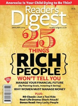 Reader's Digest  - № 01 2014 (India)