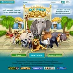 Мой Свободный Зоопарк / My Free Zoo (2013/RUS/PC)