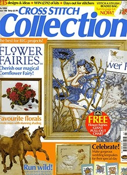 Cross Stitch Collection  106