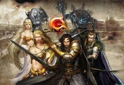 Cаll of Gods [v. 2.01] (2013/PC/Rus)