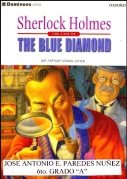 Sherlock Holmes: The Case of the Blue Diamond
