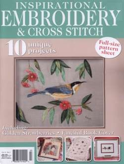 Embroidery & Cross Stitch Vol.21 №2 2013