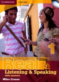 Real Listening and Speaking 1 with Answers (+2 audio CDs)