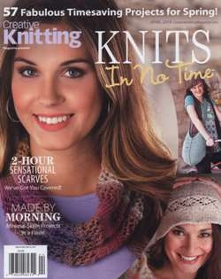 Creative Knitting - April 2014