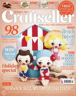 Craftseller - July 2014