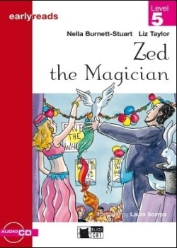 Earlyreads: Zed the Magician