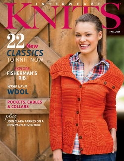 Interweave Knits – Fall 2014