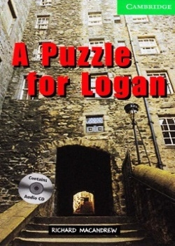 Cambridge English Readers: A Puzzle for Logan