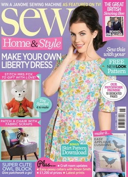 Sew Home & Style - April 2014