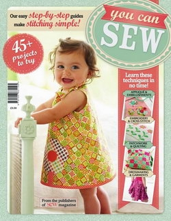 Sew Magazine: You Can Sew 2012