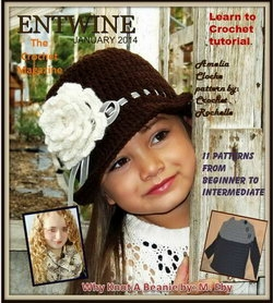 Entwine The Crochet Magazine - January 2014