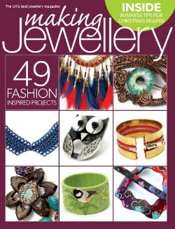 Making Jewellery – November 2014