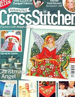 Cross Stitcher Issue № 205  2008