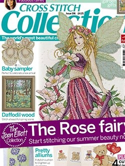 Cross Stitch Collection  Issue № 196 2011