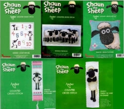 Anchor - Shaun the Sheep SS00003,SS00004,SS00102,SS00700,SS02000,SS02001