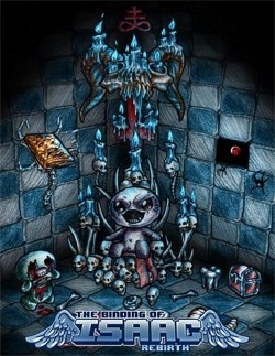 The Binding of Isaac: Rebirth (2014/ENG)