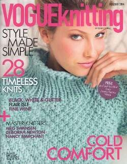 Vogue Knitting International - Holiday 2014