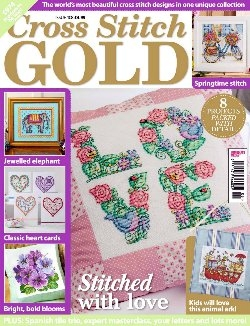 Cross Stitch Gold - issue 108