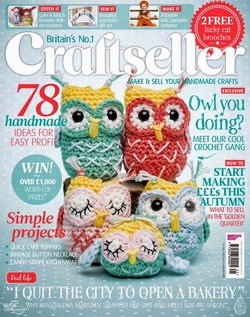 Craftseller - Issue 41 October 2014
