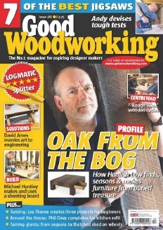Good Woodworking №287, 2014